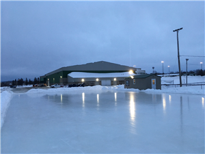 Bobby Vail Community Outdoor Rink