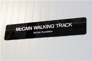 McCain Walking Track