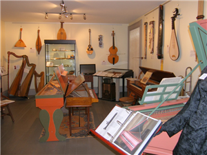 Music Instruments Exhibit